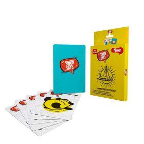 Toiing Simon Says: Fun Party Card Game