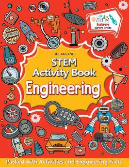 Dreamland Publications STEM Activity Book- Engineering