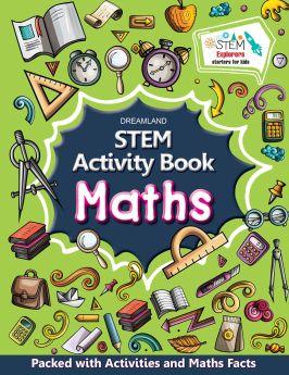 Dreamland Publications STEM Activity Book- Maths