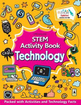 Dreamland Publications STEM Activity Book- Technology