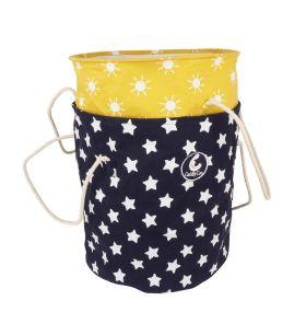 CuddlyCoo-Storage Bag - Mustard Sun