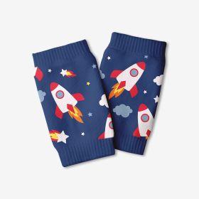 SuperBottoms-Knee Sleeves - Swoosh rocket-SBKP-SR