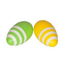 Thasvi Wooden Egg Shakers - Coloured