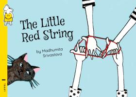 Pratham Books-The Little Red String (Wordless)