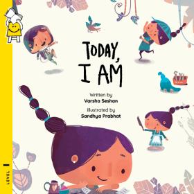 Pratham Books-Today, I Am