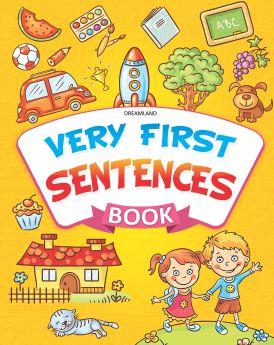 Dreamland Publications Very First Sentences Book