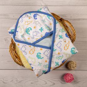 Baby Moo-Dinosaur Blue Wrapper