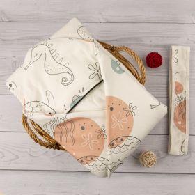 Baby Moo-Atlantis White Wrapper