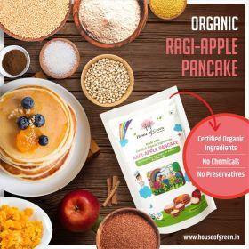 House Of Green-Ragi Apple pancake premix