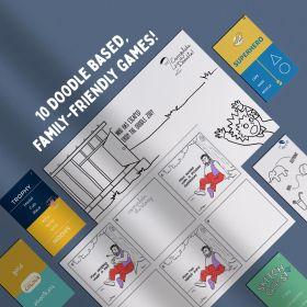 Elemeno Kids-Art It Out - Games on Creativity & Art