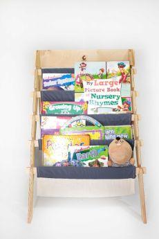 CuddlyCoo-Wooden Book Shelf