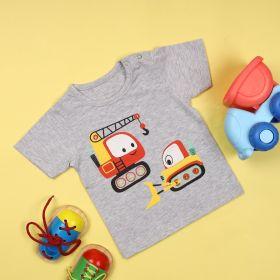 Kicks & Crawl-Work Buddies 3D Tshirt