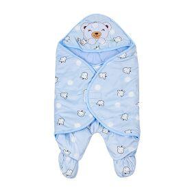 Baby Moo-BFF Bear Blue Wrapper