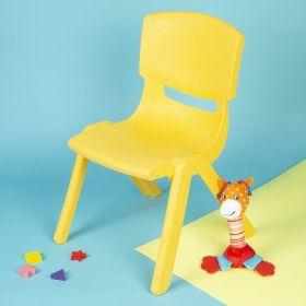 Baby Moo-Multipurpose Yellow Chair